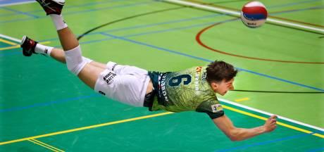 Volleyballer Markus Held verlaat Orion en gaat naar Lycurgus