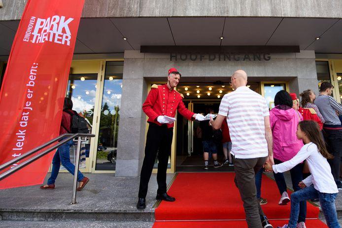 Opening van het culturele seizoen in het Parktheater in Eindhoven, vorig jaar.