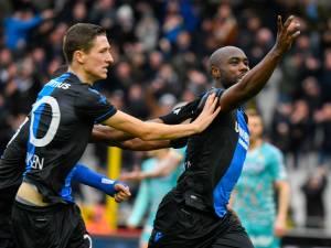 Bruges s'impose dans le choc face à Charleroi et s'envole en tête
