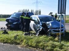 Drie gewonden bij botsing Nieuwe Schoorseweg Kapelle