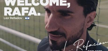 Lior Refaelov à Anderlecht, c'est officiel