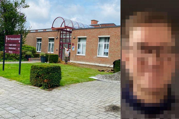 De leerkracht van basisschool Sint-Franciscus in Turnhout wordt verdacht van zedenfeiten op leerlingen