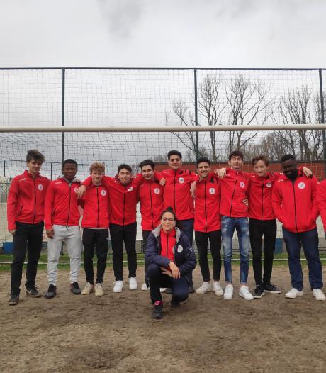 """Jago Sint-Amandsberg dient klacht in wegens racisme tijdens jeugdwedstrijd: """"Scheldwoord als 'kankerturk', dat kan toch niet?"""""""