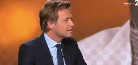 """Laurent Delahousse pousse un petit coup de gueule en direct dans """"20h30 le dimanche"""""""