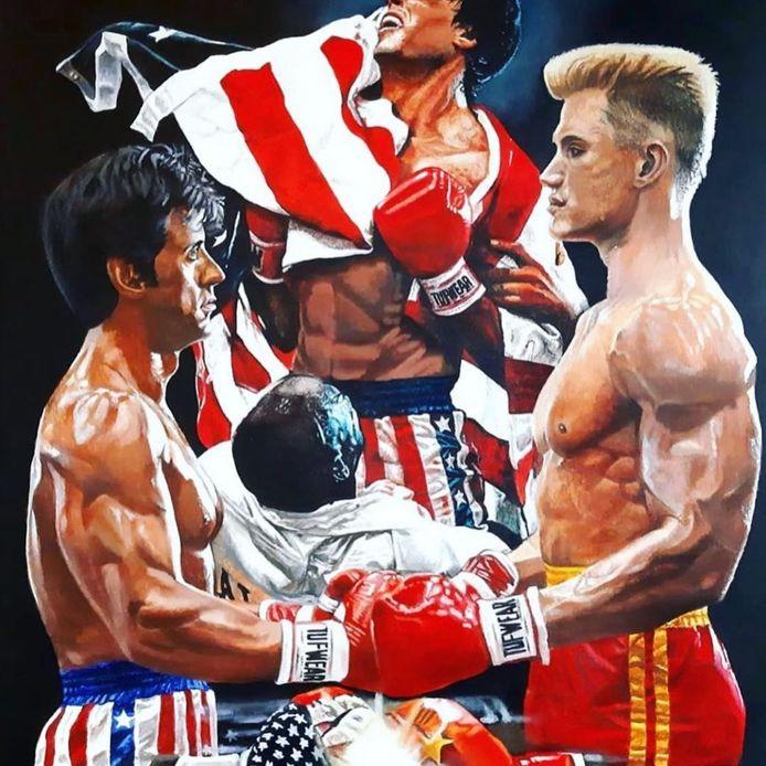 Sylvester Stallone annonce la sortie d'un documentaire ainsi qu'un director's cut de Rocky 4.