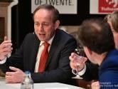 In debat met Kees van der Staaij (SGP) in Enschede