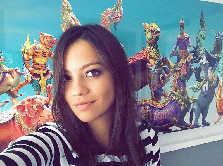 Ook de Colombiaanse actrice Natalia Reyes heeft een rol in de film te pakken.