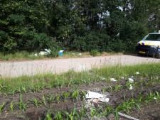 Wéér afval gedumpt in buitengebied Winterswijk: 'Om moedeloos van te worden'