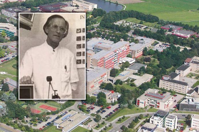 De Zwolse gynaecoloog Jan Wildschut werkte bij het Sophia ziekenhuis.