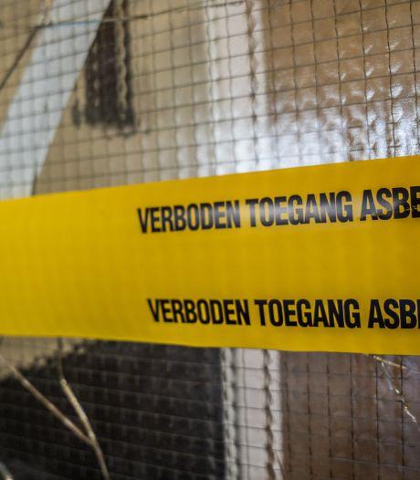 Klus Kipsterstal in Beuningen dure grap voor aannemers: Boete van 72.000 euro voor ontduiken asbestregels