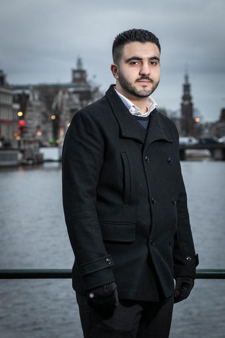 Jonge Amsterdammers hebben het moeilijker gekregen in de stad Beeld Dingena Mol