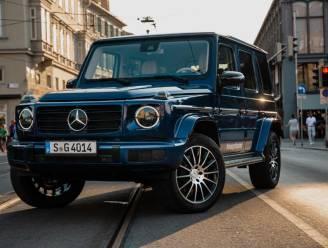 Mercedes-Benz werkt aan elektrische G-Klasse