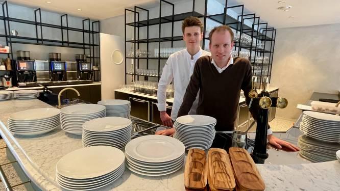 """Chef van sterrenrestaurant Colette opent nu ook Bistro De Vijvers: """"Corona is niet beste moment maar we geloven in de toekomst"""""""