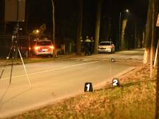 Politieauto crasht in Bilthoven