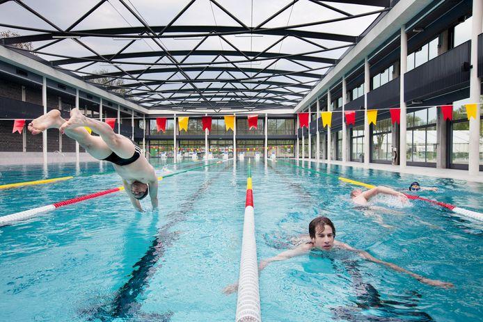 Zwembad De Krommerijn
