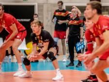 Euro de Volley: la Belgique efface la Grèce, première victoire pour les Red Dragons