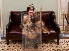 Cet assaillant du Capitole est le fils d'un juge américain