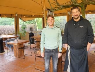 """Catering Lombaerts opent pop-uprestaurant in de tuin: """"Klanten kunnen ons live aan het werk zien"""""""
