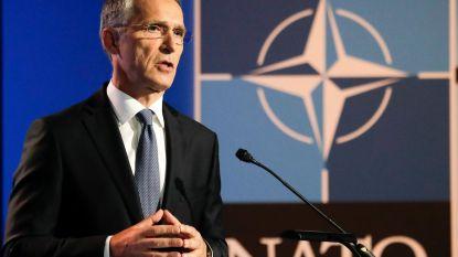 """NAVO belooft Trump """"meer bij te dragen aan regionale stabiliteit"""""""