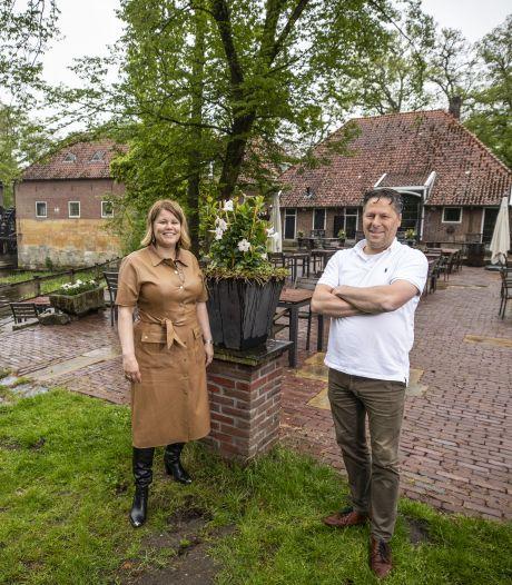 Karin en Ronald vierde generatie op restaurant Singraven in Denekamp: 'Knalfeest rond 125e verjaardag gaan we inhalen!'
