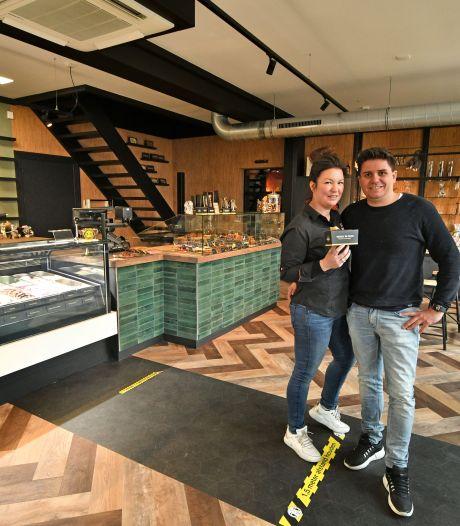 Pelle's uit Deurningen breidt zaak uit met ijssalon en chocolaterie: 'Een bonbonnetje bij een glas bier'
