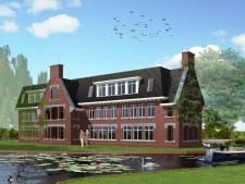 Nieuw appartementengebouw Zwartsluis met historische kenmerken