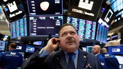 Chipsector, brexit en afzwakking wereldeconomie zorgen voor rode cijfers op Wall Street