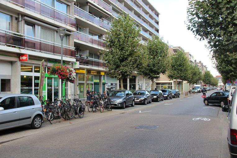 In het centrum van Turnhout is het voor zorgverleners vaak moeilijk een vrije parkeerplaats te vinden.