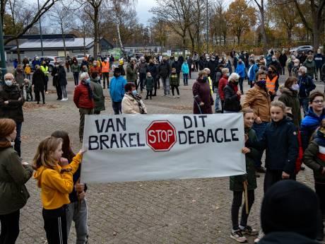 Aanhoudend verzet tegen 'Wettenseind': Nuenen blijft diep verdeeld