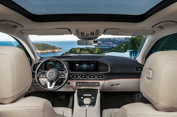 Mercedes-Benz GLS.