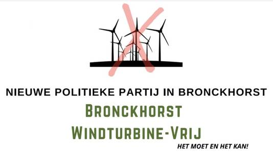 Bronckhorst Windturbine-Vrij is een nieuwe politieke partij in Bronckhorst.