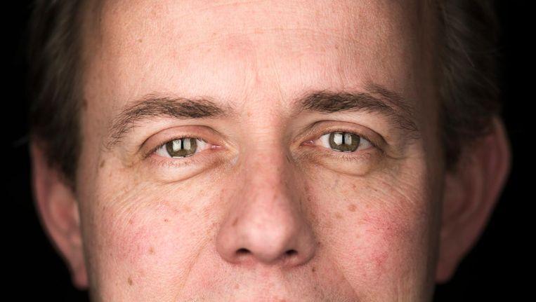 Kees van der Staaij: `Als iedereen partijen gaat uitsluiten, moet de SGP straks nog in haar eentje een minderheidskabinet gaan formeren.' Beeld Mike Roelofs