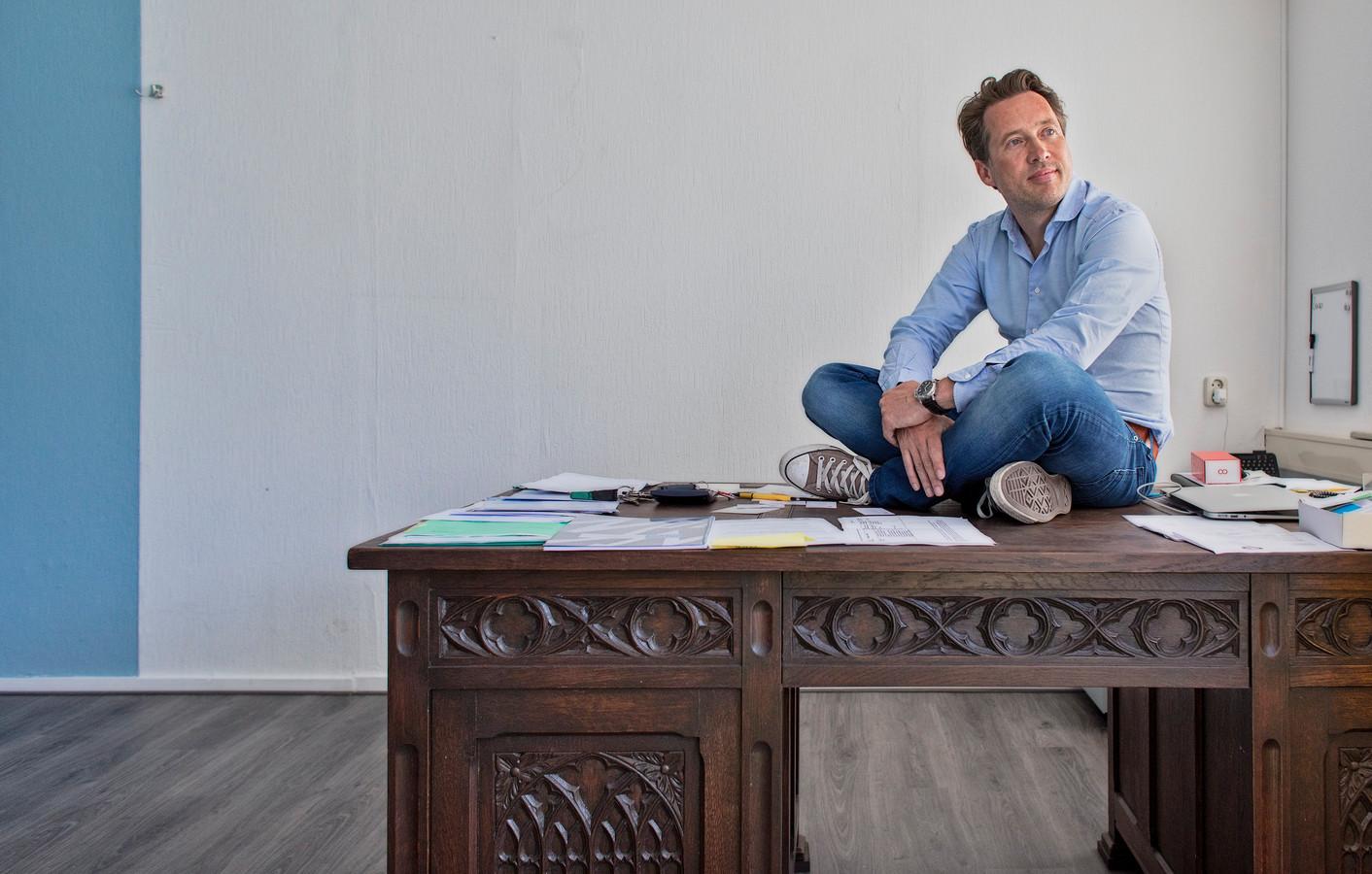 Directeur Renzo Deurloo van GreenFox Social Return