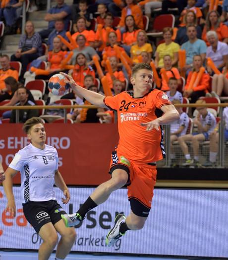Handballers schrijven geschiedenis met kwalificatie voor EK