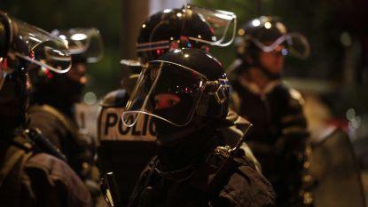 Opnieuw nachtelijke rellen in Frankrijk
