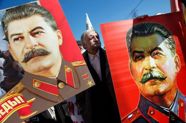 Josef Stalin. Beeld AP