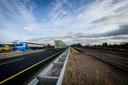 De A1 heeft vanaf Twello richting Twente al extra rijstroken gekregen. De Stedendriehoek bepleit dat dat ook tussen Voorthuizen/Barneveld en Apeldoorn gebeurt.
