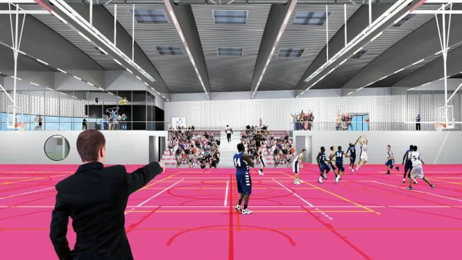 Nieuwe sporthal wordt in november voorgesteld aan grote publiek
