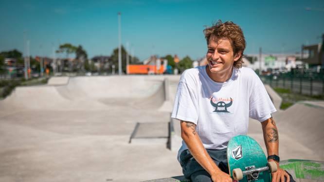 """TIJD VOOR TOKIO. Skateboarder Axel Cruysberghs staat voor historische deelname: """"Eigenlijk was ik eerst niet te vinden voor de Spelen"""""""