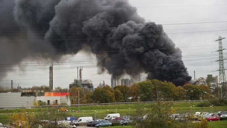 Chemelot is een groot industriecomplex voor de chemische industrie. Beeld anp