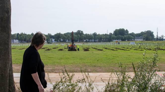 Bouw van eerste Wageningse zonnepark in volle gang