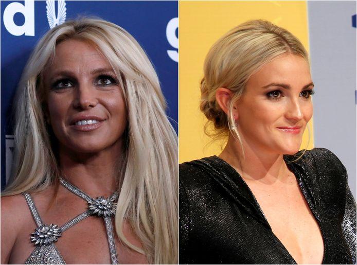 Britney Spears en Jamie Lynn Spears