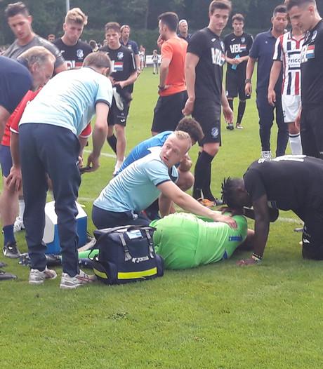 Keeper FC Eindhoven donderdag geopereerd