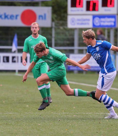 Be Quick pakt tweede punt van het seizoen, Teuge hoopt tevergeefs op een overwinning en trainer Hofman debuteert met een zege bij EGVV