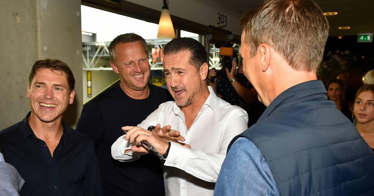 Vitesse-legende Nikos Machlas gunt Giakoumakis alles, behalve de finale: Vitesse zit voor altijd in mijn hart - De Gelderlander