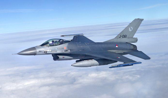 Bij de Koninklijke Luchtmacht kwamen de afgelopen dagen meer klachten binnen over oefenvluchten van straaljagers, als de F16, dan normaal.
