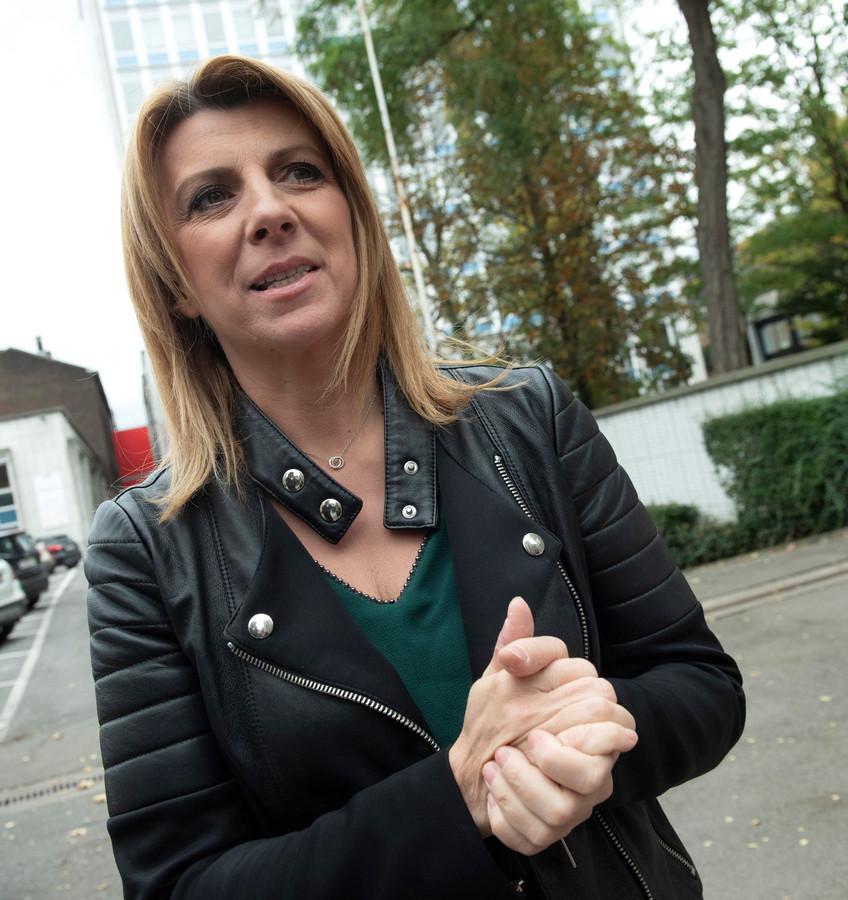 Muriel Targnion est toujours bourgmestre de Verviers.