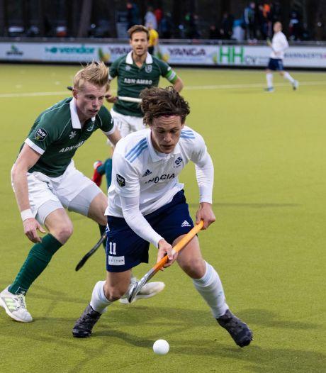 HC Tilburg hard onderuit in eerste wedstrijd na corona-uitbraak