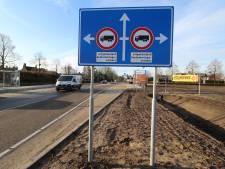 Trucks niet meer welkom in Noorderstraat, Sprundel