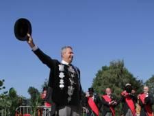 Frans Pijnenborg schiet zich opnieuw tot koning van gilde Sint Joris Hilvarenbeek